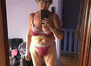 Granny teasing after sometime I was on vacation